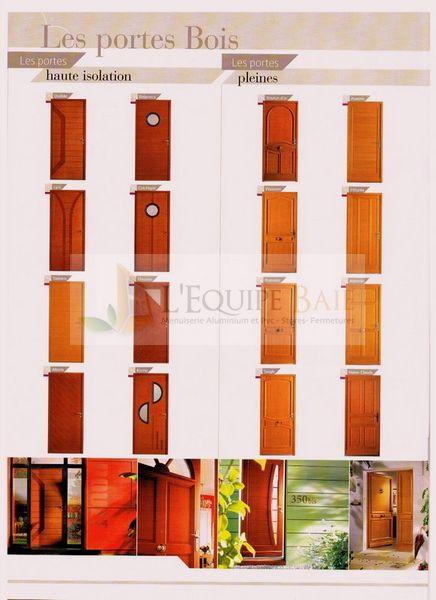 les portes d 39 entr e en bois aix en provence marseille. Black Bedroom Furniture Sets. Home Design Ideas